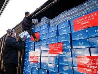 民政部:确保捐赠款物全部及时用于疫情防控